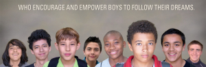 teenage boys faces