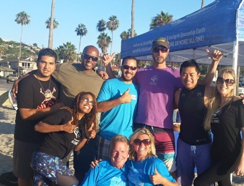 Dr. Bronner's Supports 100 Wave Challenge on Sept. 19